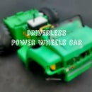 Driverless Powerwheels Car