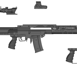 Which Knex Gun I Should Make?
