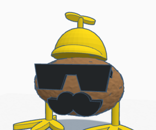TinkerCad Contest Entry