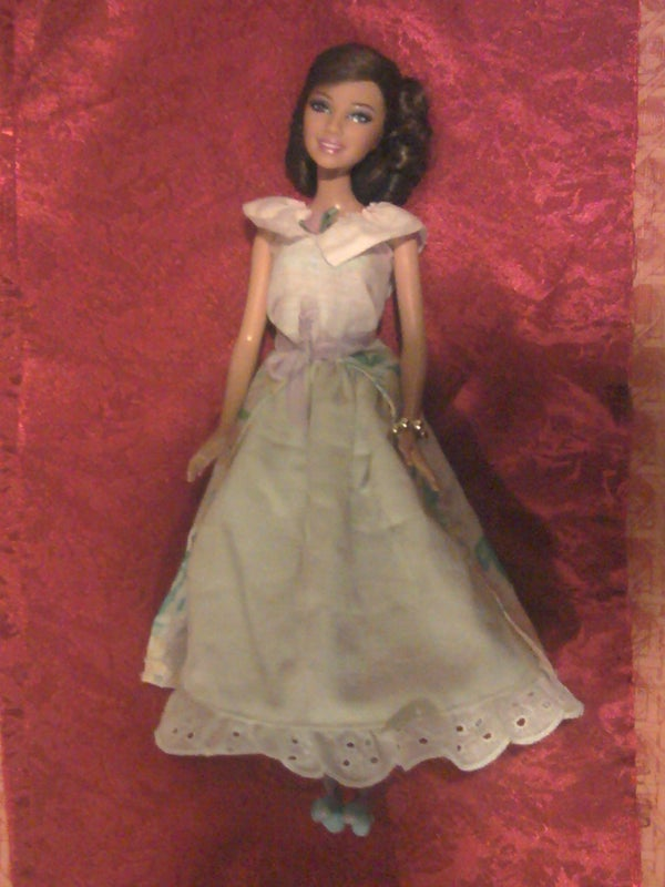 How to Sew a Barbie Doll Dress.