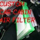 Custom Car Cabin Air Filter