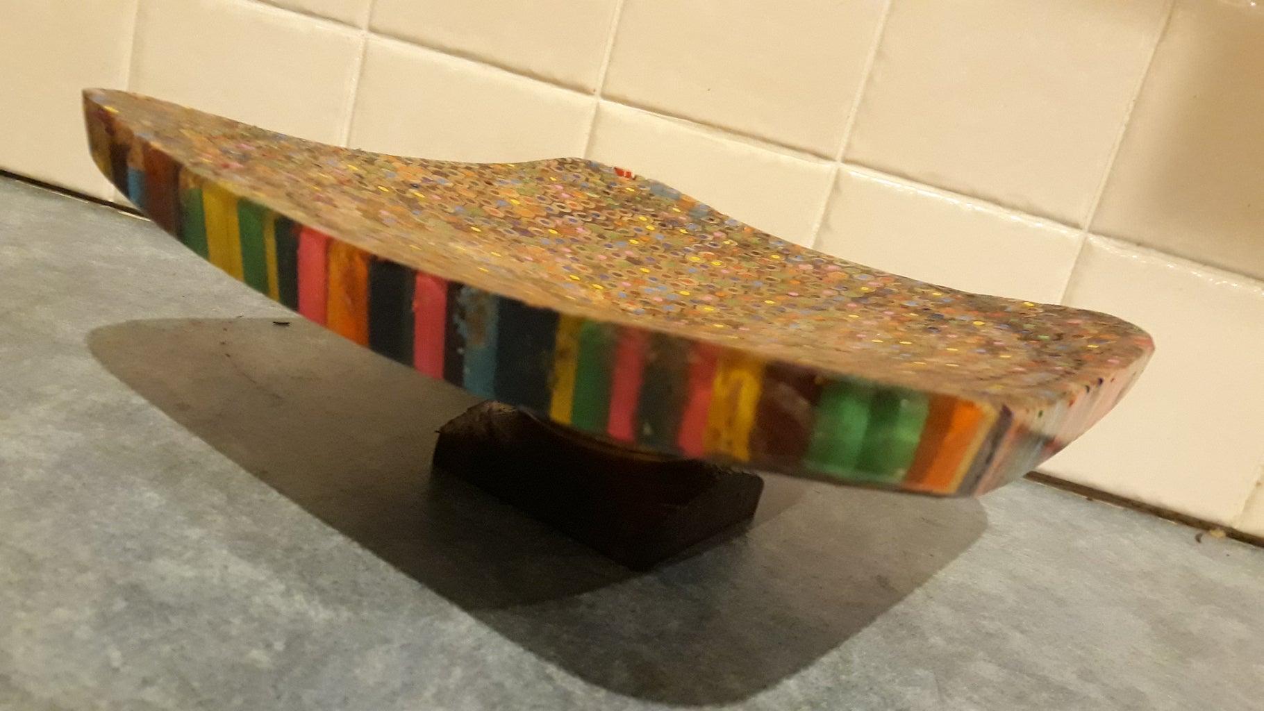 Coloured Pencil Dish