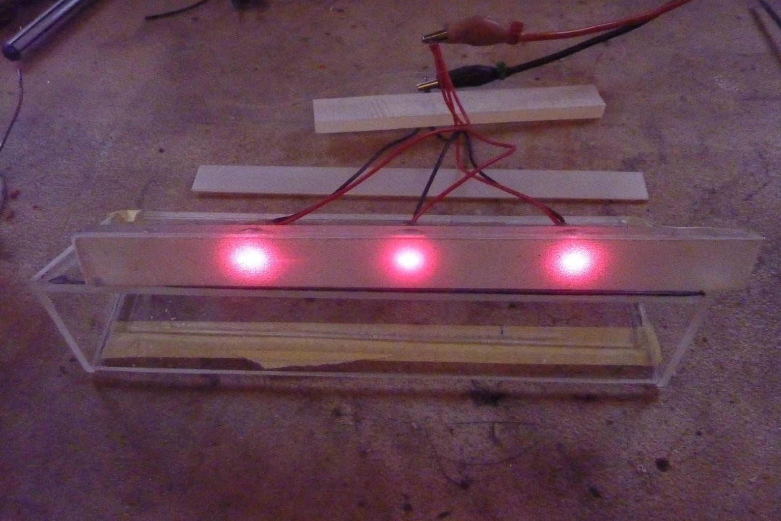 Chimney Plate Part 3 Lasers