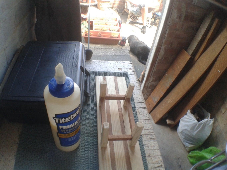 Final Glue Up
