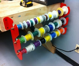 How to Make a Wire Rack