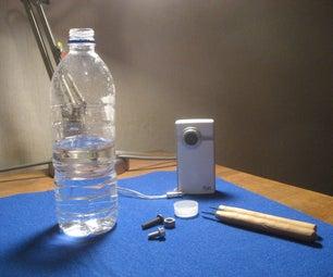 Water Bottle Tripod!