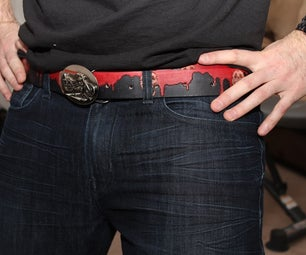 Craft Yourself a New Leather Belt