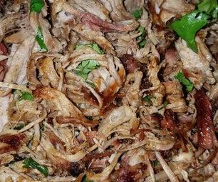 Hybrid Smoked Pulled Pork Vs Traditional