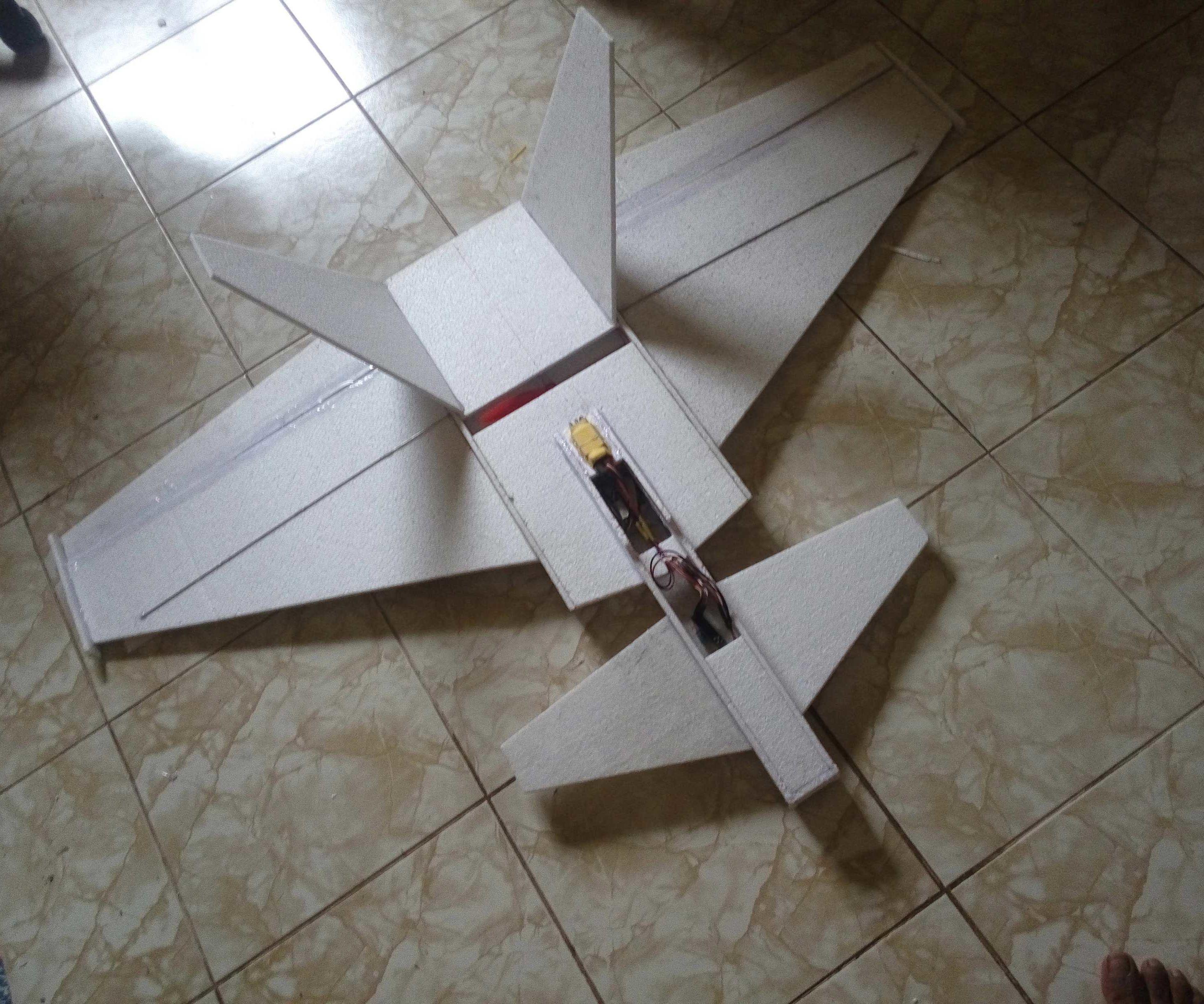 Arduino Nano RC Flight