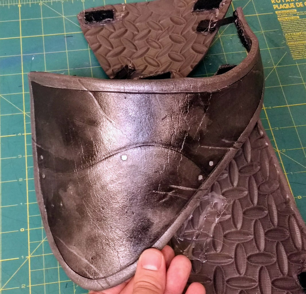 Hip and Thigh Armor