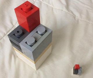 How to Super Size Your LEGOs!