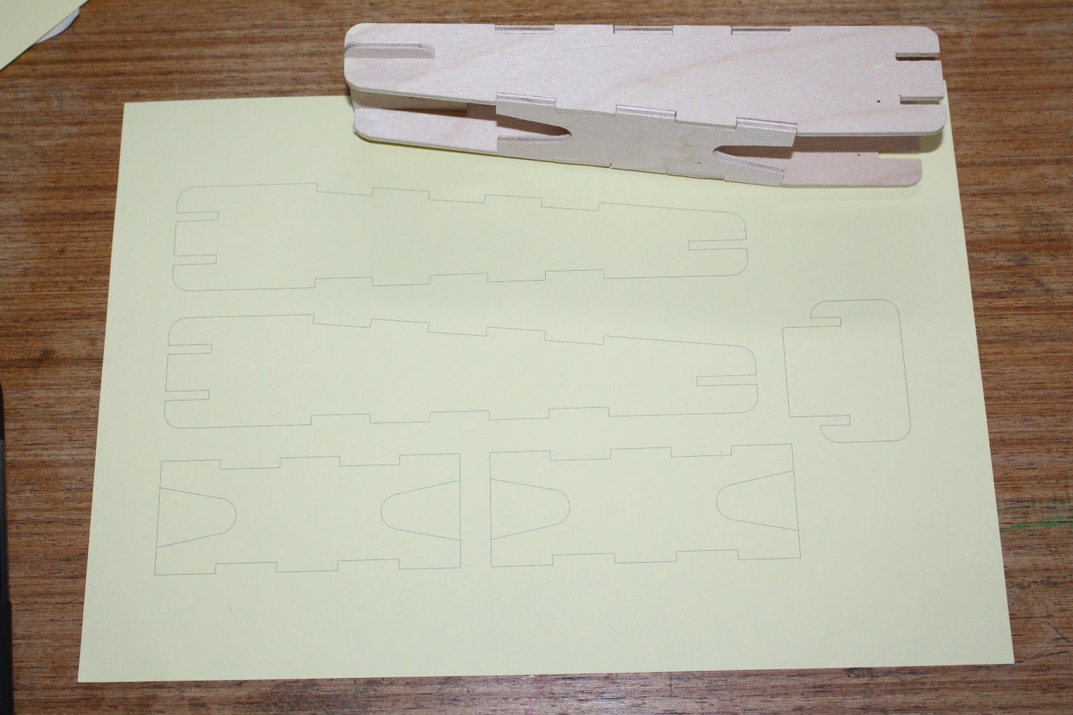 Sequence of Build.