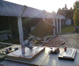 LDR Photovoltaic Solar Tracker