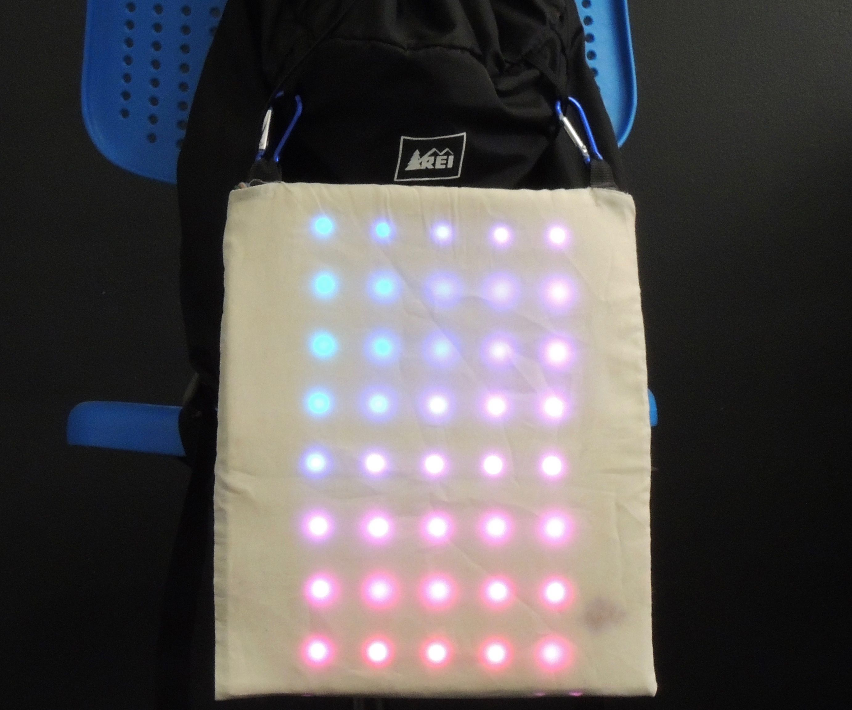 Flexible LED Matrix