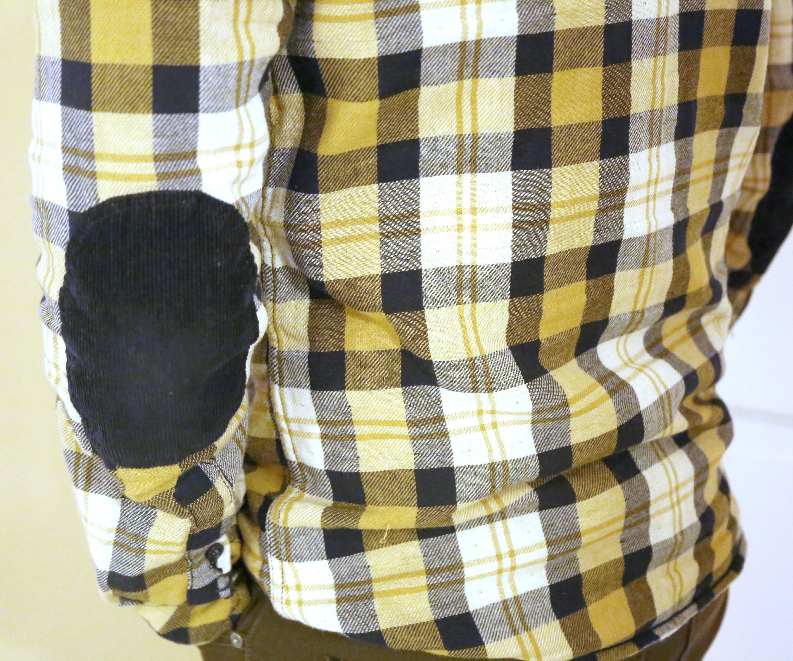 How To add Elbow Patches