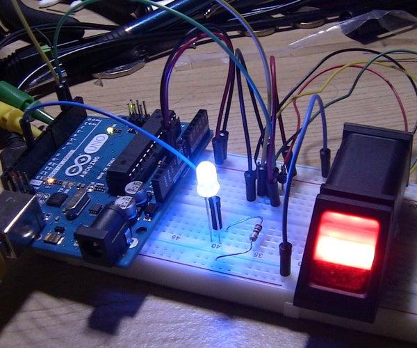 Turn Your Fingerprint Sensor Into Biometric Toggle Switch