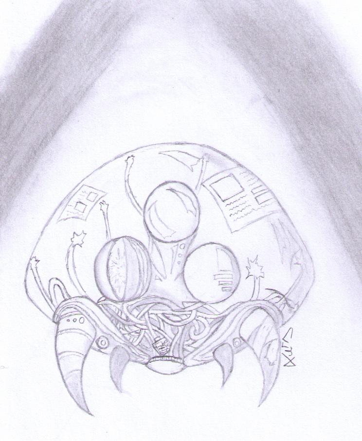 Draw: Cyberpunk