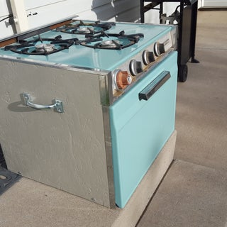 Portable Off Grid Oven & Stove
