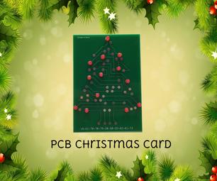 PCB Christmas Card