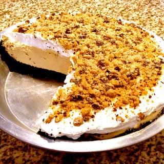 YUMMY Peanut Butter Pie