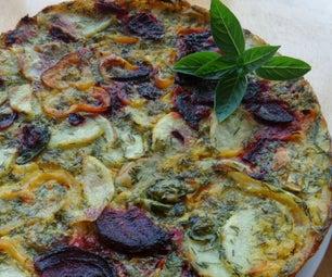 Spanish Tortilla (Vegan)