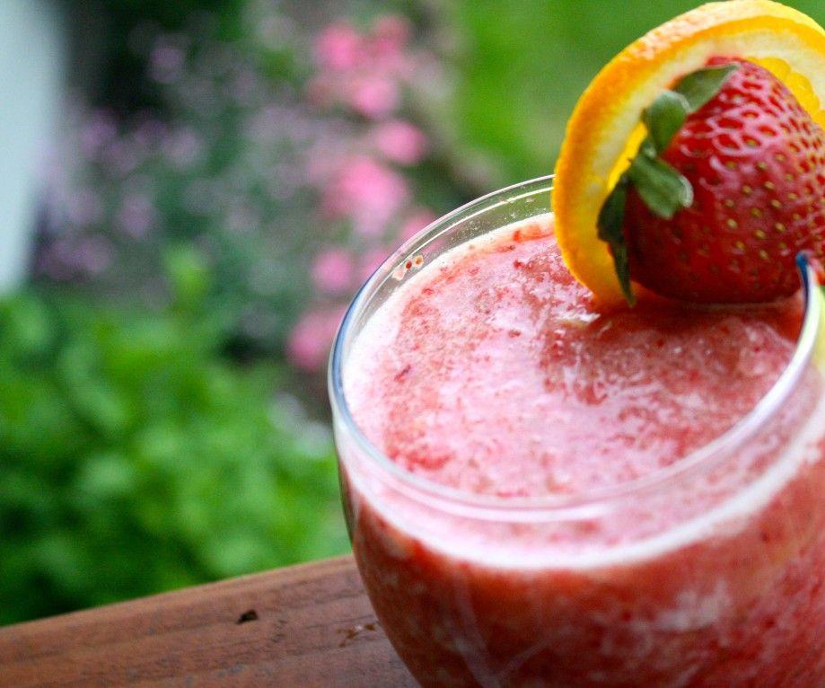 Strawberry Sunrise