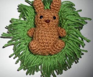 Little Bunny Foo Foo in His Bed