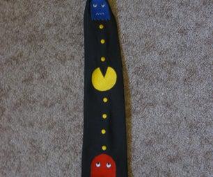 Pac Man Tie