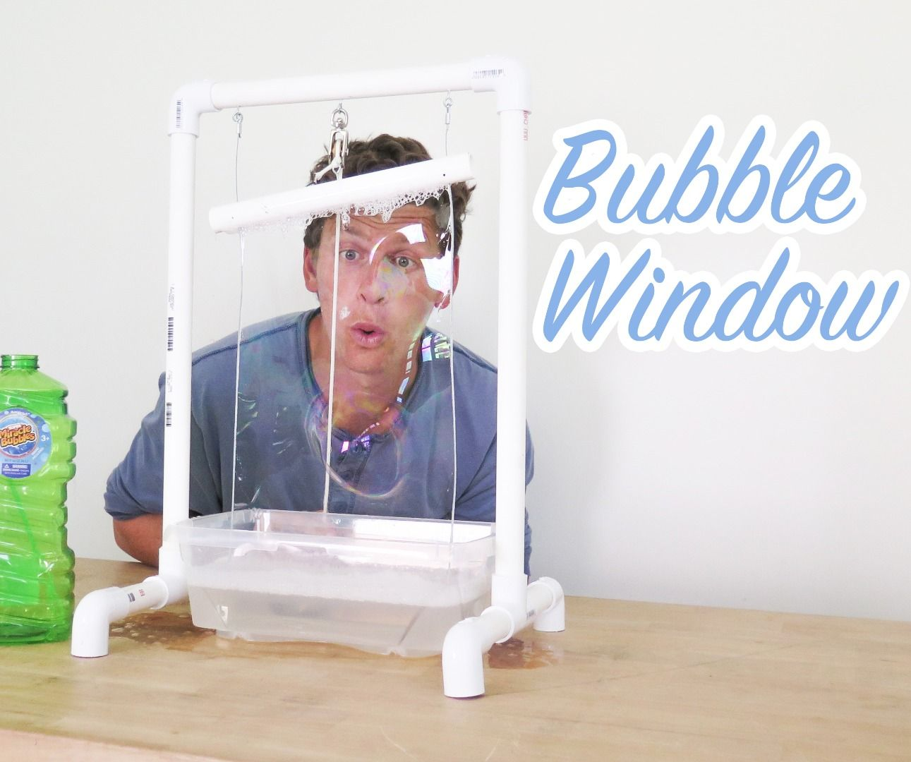 Bubble Window!