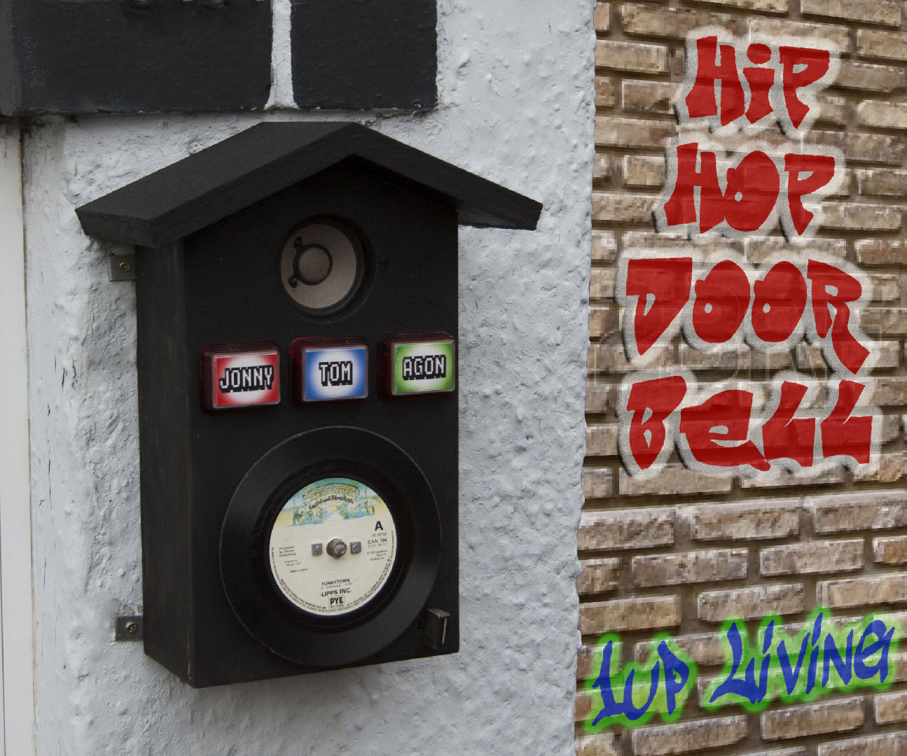 The Hip Hop Door Bell