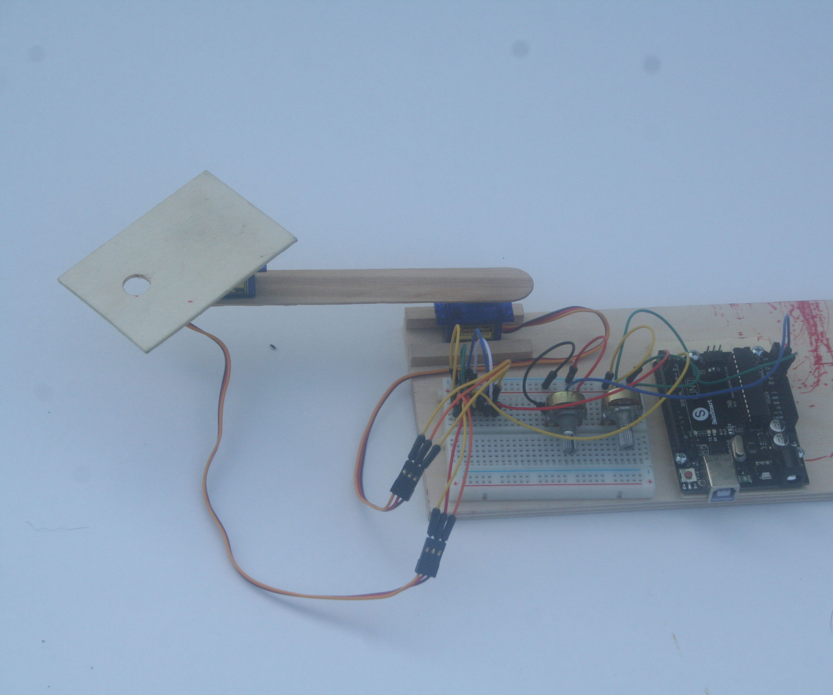 How to Make a Drawing Arm with Arduino