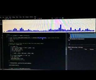 Audio Spectrum Software [C#]