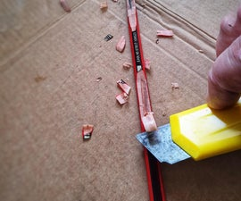 Whittling a Variable Resistor