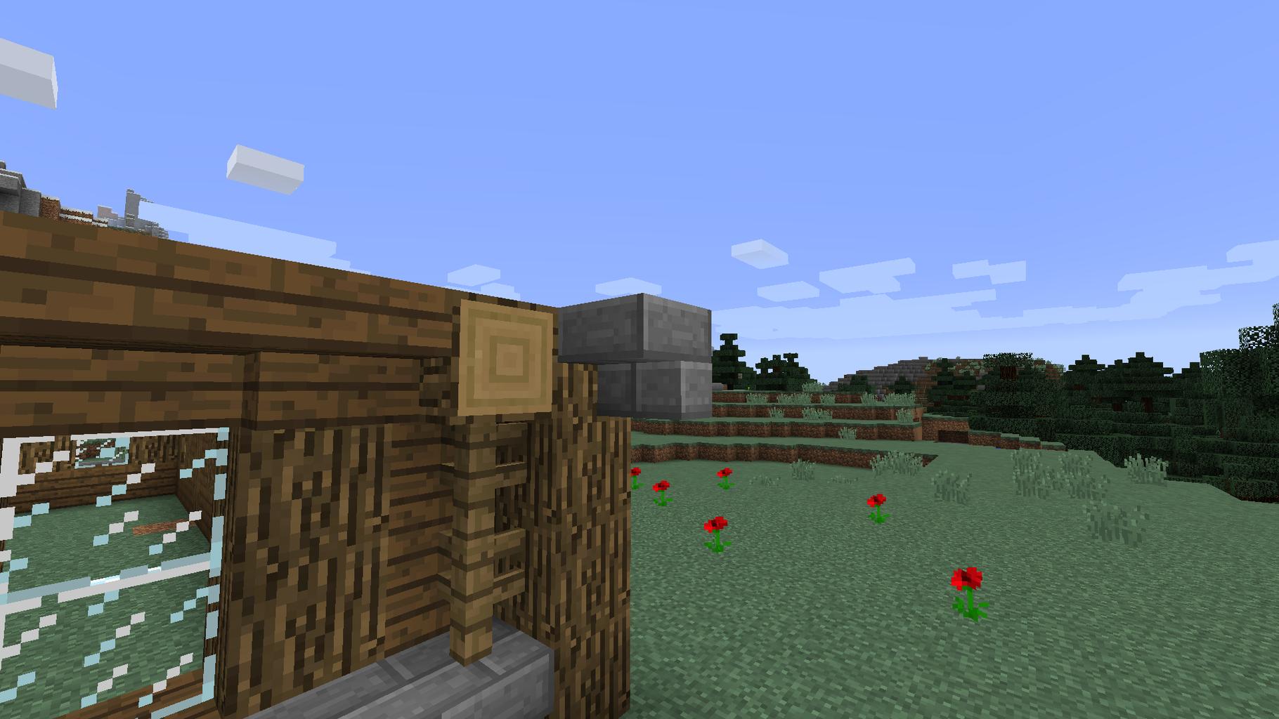 Roofing - Narrow Walls