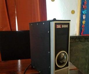 HAL 9000, SAL 9000 Alexa Pi Hybrid