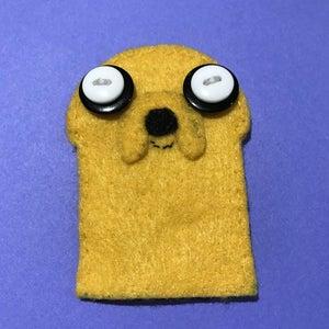 Adventure Time Pocket Jake