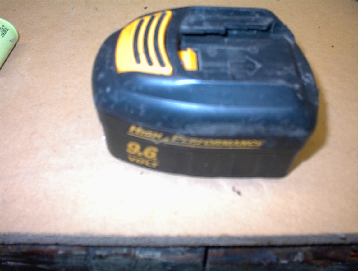 Replace Upgrade Repair Power Tool Batteries Save 50 Or More 3 Steps Instructables