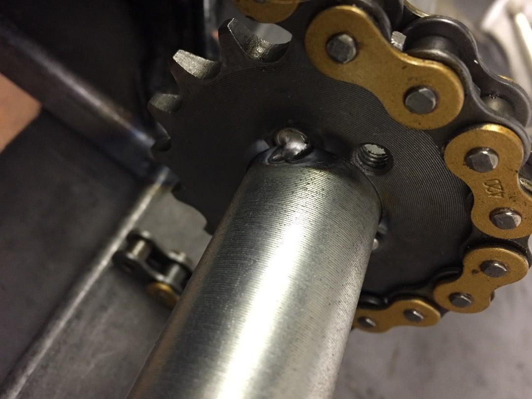 Mount the Engine