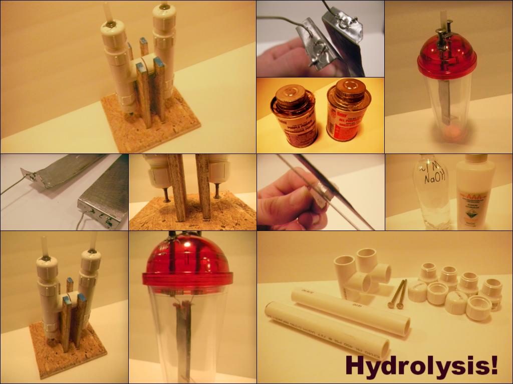 Electrolysis Apparatuses