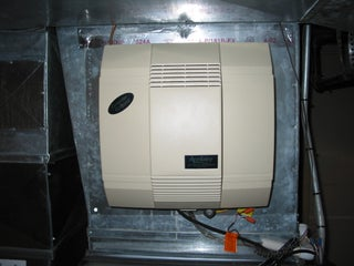Troubleshoot and Repair a Furnace Mounted Humidifier : 4 Steps -  InstructablesInstructables