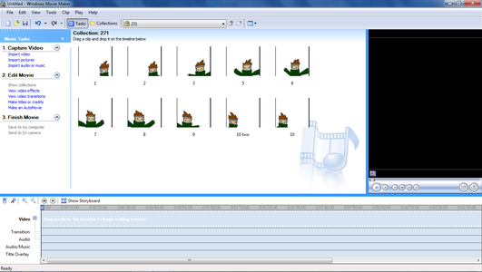 Editing Software.