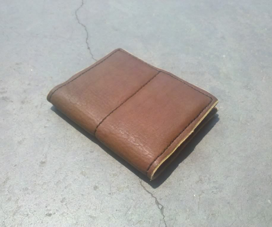 How To: Make a Leather Wallet