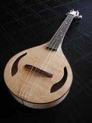 Building Mandolin No. 002