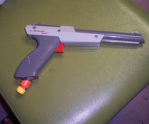 Nintendo Zapper Nerf Gun