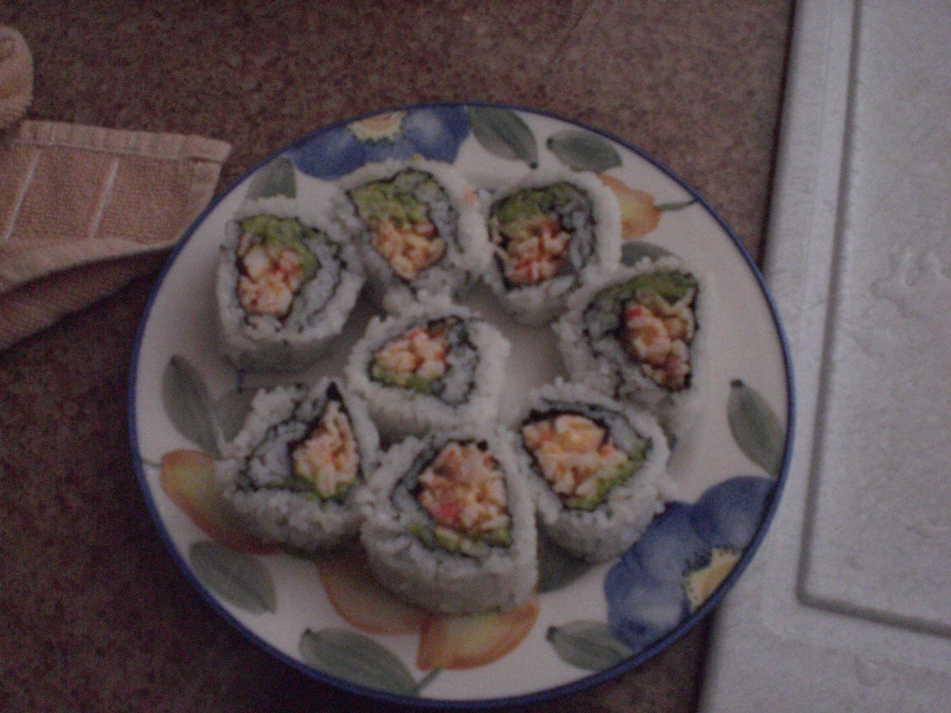 Slice Your Sushi Roll