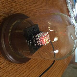 The World's Smallest 4x4x4 RGB LED Cube