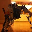 NXT robot hunter from Half life 2
