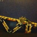 Knex Assault Rifle - The KRMA3-A2