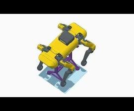 Nova Spot Micro - a Spot Mini Clone
