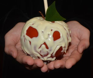 SNOW WHITE'S POISON CANDY APPLE
